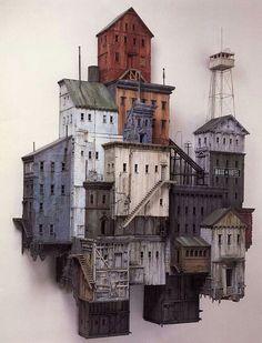 Michael McMillen/Bunker Hill.