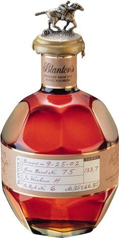 - Blanton's Straight from the Barrel Kentucky Straight Bourbon Whiskey Good Whiskey, Rye Whiskey, Cigars And Whiskey, Whiskey Bottle, Whiskey Drinks, Whisky, Blanton's Bourbon, Single Barrel Bourbon, Best Bourbons