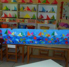 135 και 43 ΝΗΠΙΑΓΩΓΕΙΑ ΑΘΗΝΩΝ: Summer crafts