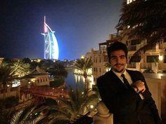 Ignacio in Dubai December 26th 2016