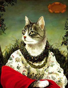 Фото 5, «Кошки - аристократы (12 фото)»