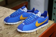 Nike Cortez NM | Italy Blue & University Gold