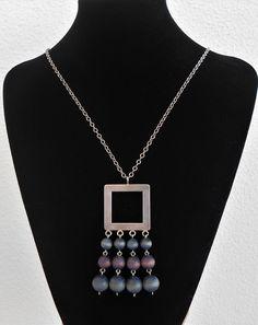 Pendant Necklace, Vintage, Jewelry, Fashion, Moda, Jewlery, Jewerly, Fashion Styles, Schmuck