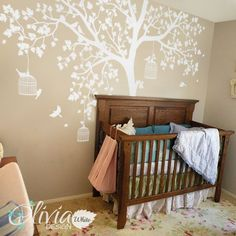 Whether you rent or own, vinyl wall murals give you the option to quickly and easily change the flavors and feel of your walls. Finally! A way to customize your decor without the hassle of painting! ****Please specify your preferred colors in message box in checkout. If colors are not