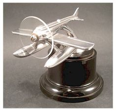 """Schneider Trophy """"Supermarine S.5"""" Car Mascot. c.1927"""