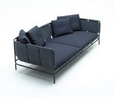Sofas | Seating | Canvas | Paola Lenti | Francesco Rota. Check it out on Architonic