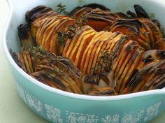 gluten-free crispy sweet potatoes - recipe from AmyGreen.me