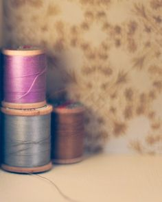 Vintage threads for the creative bride