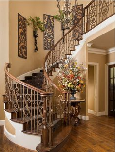 Inspiration Entry Way