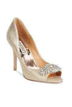 I like these for me but also you two- Brides: Sparkly Wedding Shoes | Wedding Dresses Style
