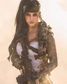 yahoo webcam Women in the military . Women with guns . Girls with weapons Alex Zedra, Chica Fantasy, Military Women, Military Army, Warrior Girl, Female Soldier, N Girls, Poses, Halloween Kostüm