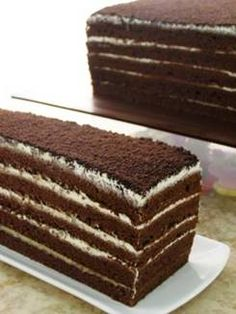 NCC's Gateau Africain Black Forest Cake, Traditional Cakes, Yummy Cakes, Allrecipes, Chocolate Cake, Brownies, Foodies, Caramel, Food And Drink