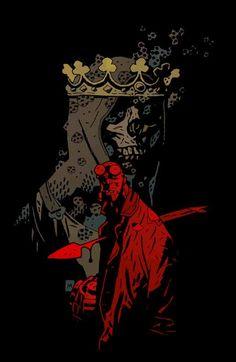 hellboy art - Поиск в Google