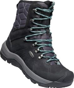KEEN Revel IV High Polar Hiking Boots - Women's   REI Co-op Winter Hiking Boots, Hiking Boots Women, Hiking Shoes, Hiking Clothes, Ankle Booties, Bootie Boots, Walking Gear, Waterproof Hiking Boots, Outdoor Wear
