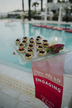 16 Summer Party Ideas From the Wedding Summit Event Branding, Welcome Gifts, Party Themes, Party Ideas, Event Ideas, Summer Parties, Industrial Wedding, Corporate Events, Fourth Of July