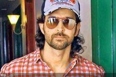 Hrithik Roshan cute look