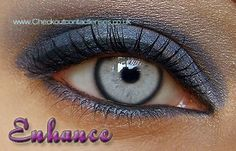 Light Grey Blue Contact Lenses - Bing Images