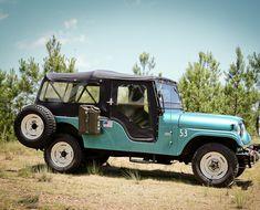Jeep CJ | jeep cj 6 back to the portfolio history another cj model the jeep cj ...