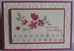 Painted Petals, Stampin´up