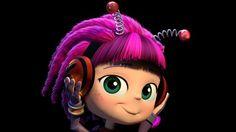 Beat Bugs character Kumi