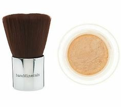 bareMinerals Pure Transformation Day Treatment SPF 20 w/ Brush