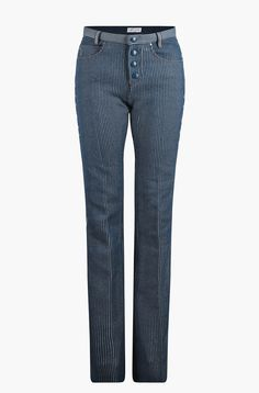 Knitted mid-rise flared pants - sonia rykiel
