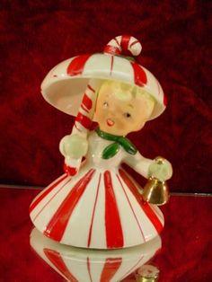 vintage Napco figure