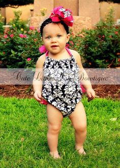 Ruffled Sun Suit Romper