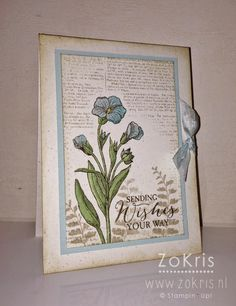 Stampin' Up! - Butterfly Basics, Dictionary - ZoKris