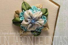 Broche La pequeña Dorrit-bouquet vintage