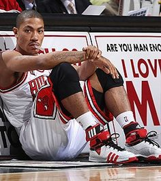 Derrick Rose chicago-bulls