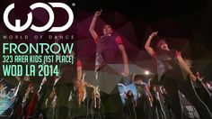3-23 Area Kidz 1st Place | FRONTROW | World of Dance #WODLA '14