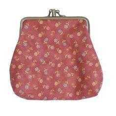 Miki Frame Wallet Red