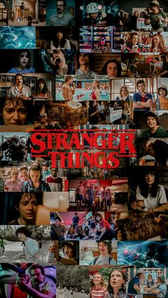 Tercer temporada de Stranger things