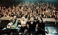 Leander Kills, Rock, Concert, Metal, Skirt, Locks, Concerts, Metals, The Rock