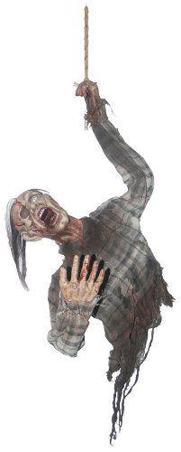 Hanging Bloody Zombi