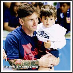 Thiago y Leo
