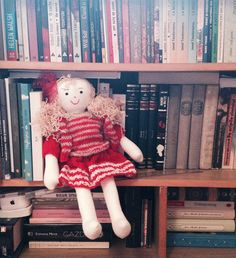 "CARLA 9 - Handmade Doll    ""What you feel is what you are and what you are is beautiful."" :)"