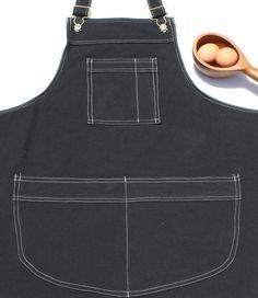 Unisex Apron Men's apron women waiter waitress apron by ChutJeReve