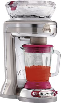 Margaritaville- Fiji Frozen Concoction Maker.  A staple in my kitchen, great for Ritas, Daiquiris, Slides, Smoothies and frozen Hot Chocolate.  Yummm!