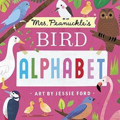 [PDF] Download Mrs. Peanuckle's Bird Alphabet (Mrs. Peanuckle's Alphabet) *Read Online*