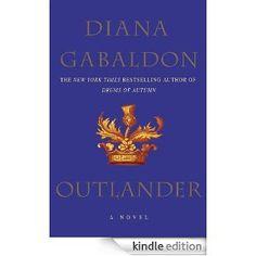 Outlander - best book EVER!