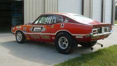 photos of gapp & roush pro stocks Carros Vw, Ford Pinto, Nhra Drag Racing, Car Ford, Ford Trucks, Ford Maverick, Old Race Cars, Ford Classic Cars, Vintage Race Car