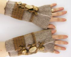 arm warmers fingerless mittens