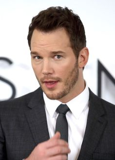 "Chris Pratt - ""Passengers"" premiere - London, December 1st 2016"