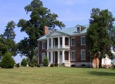 Carnton Plantation (Franklin) Very Humbling Experience. Widow of the South is a book based on the history of this home.