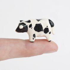 Le Docile Cow Totem - le animalé doodles