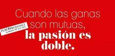 Doble pasion