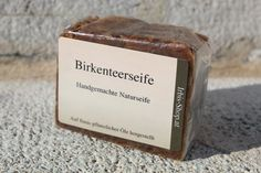 Birkenteerseife - Naturseife - New Ideas Nigella Sativa, Aloe Vera, Lotion, Cards Against Humanity, Trends, Ideas, Lavender Extract, Magnetic Eyelashes, Cocoa Butter