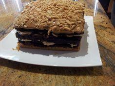 Chocolate Peanut Butter Stack – Truly Scrumptious Chocolate Peanuts, Chocolate Peanut Butter, How To Make Cake, Starbucks, Cake Recipes, Sweet, Ethnic Recipes, Desserts, Singapore
